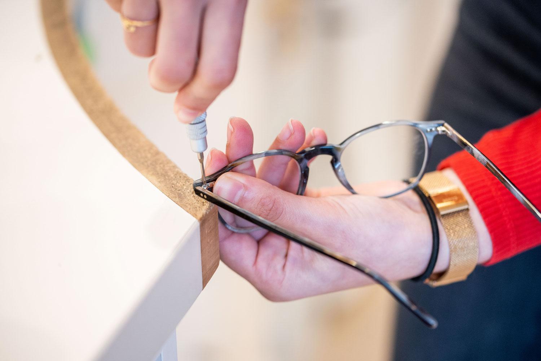 preparation de vos lunettes en atelier dessine moi un regard
